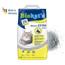 BIOKAT`S BIANCO EXTRA CLASSIC 5KG