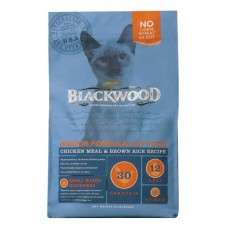 BLACKWOOD INDOOR FORMULA CAT FOOD 6.8KG