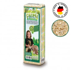 CHIPSI GREEN APPLE SMALL ANIMALS BEDDING 1KG