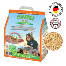 CHIPSI ULTRA GRANULATE SMALL ANIMALS BEDDING 4.3KG