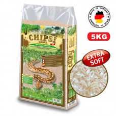 CHIPSI SNAKE EXTRA SOFT BEDDING 5KG