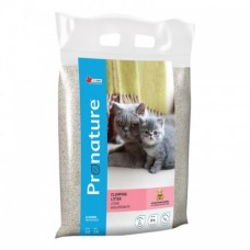 PRONATURE BABY POWDER  CLUMPING LITTER 6KG