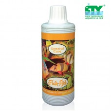 FISH AID - GENERAL-CURE 100ML CTY