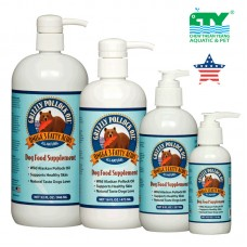 GRIZZLY POLLOCK OIL FOR DOG 16OZ