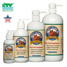 GRIZZLY SALMON OIL FOR DOG 4OZ