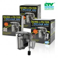ISANO INCLEAR 260 HANG ON FILTER CTY
