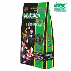 YUKARI SPIRULINA LARGE GREEN 5KG